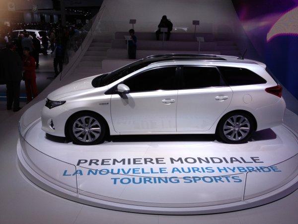 LE SALON DE L'AUTOMOBILE 2012 (1)