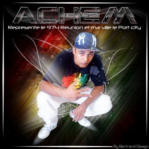 Mon blog Officiel: Achem-officiel (news son,info projet et concert)