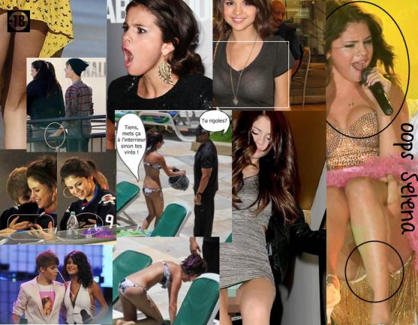 Selena Gomez Oops !