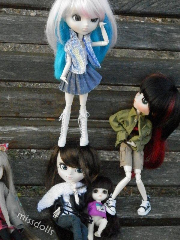 Rencontre pullipienne avec MissPullipienne et PullipEternia ! ♥ ~