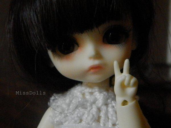 Mayu devant l'objectif ♥