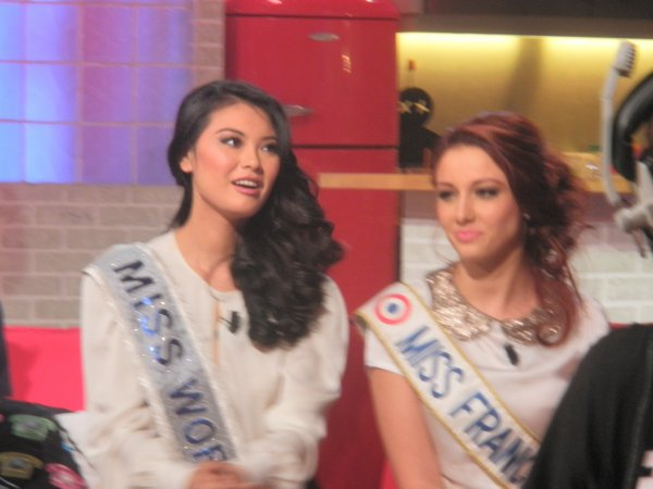mercredi MISS MONDE ET FRANCE 2012
