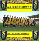 Photo de sochaux2006-2007