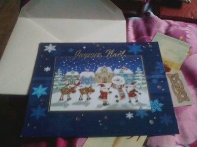 SWAP « Noël en hiver!»