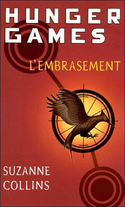 HUNGER GAME T°2  livre n°4 du challenge Litterature Jeunesse-Young-adult