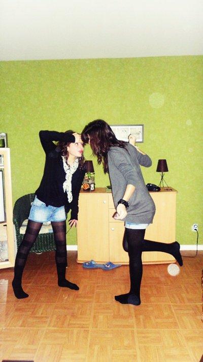 L'amitié n'a pas d'âge ni de temps, Elle peut naître comme elle peut mourir à tout moment.