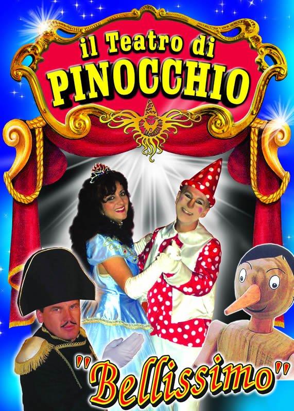 un dimanche avec Pinocchio