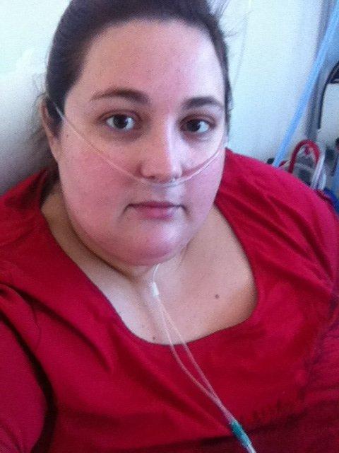 un jour après l'opération