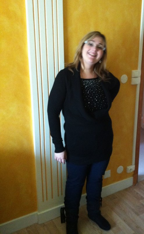 Des vêtements a ma taille sa fait plaisir ;)