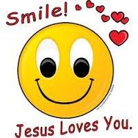 Jesus loves u