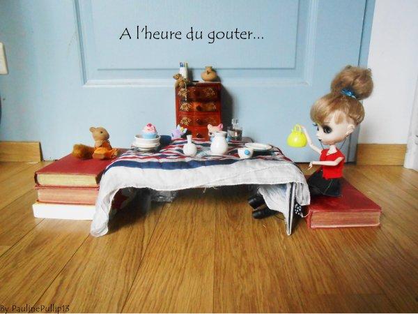 Photo story : Le Gouter ♥  #Partie 1