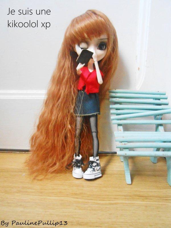 Nouvelle wig :D