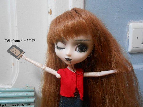 Photo Story : Un téléphone pour Cassie #Partie 2 ♥