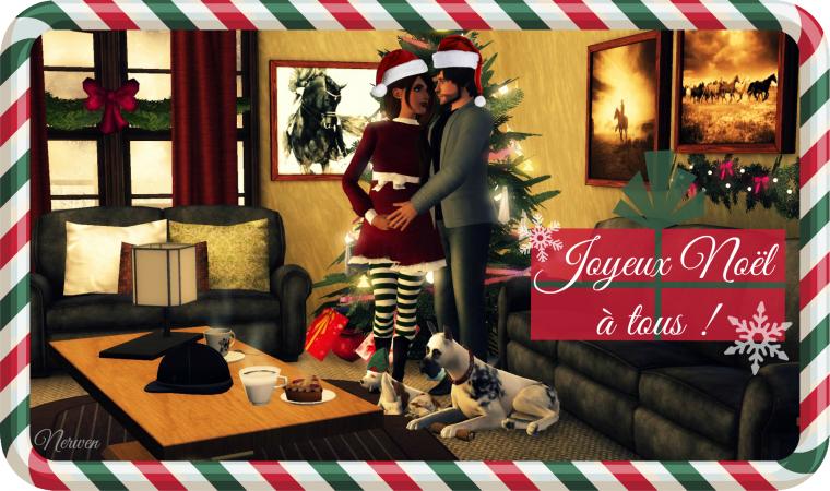 • Joyeux Noël !! •