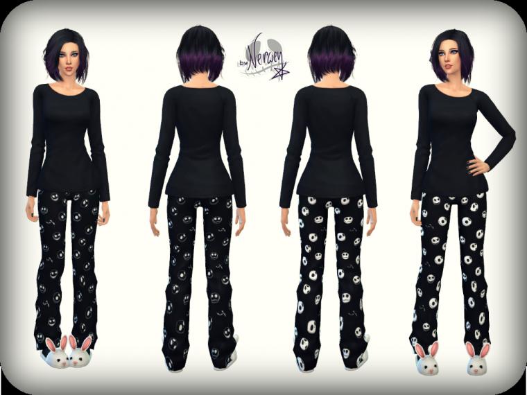 • Pyjama Jack Skellington •