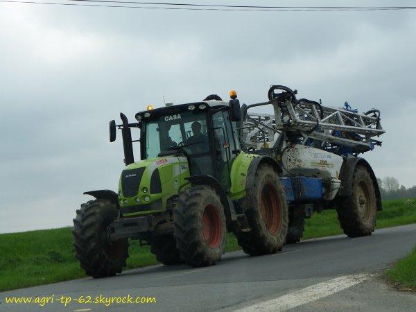 Sur la route 2012