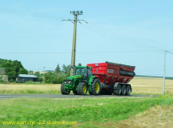 Sur la route 2012 dans l'Indre (36)