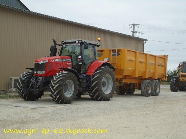 A la coopérative 2012 dans l'Indre (36)
