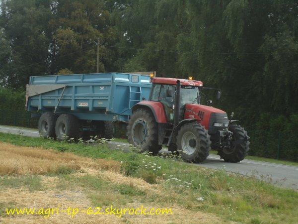 Sur la route 2012 dans l'Aisne (02)