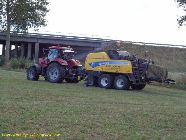 Pressage d'herbe 2012