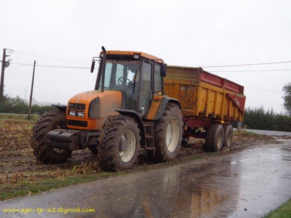 Ensilage de maïs 2012