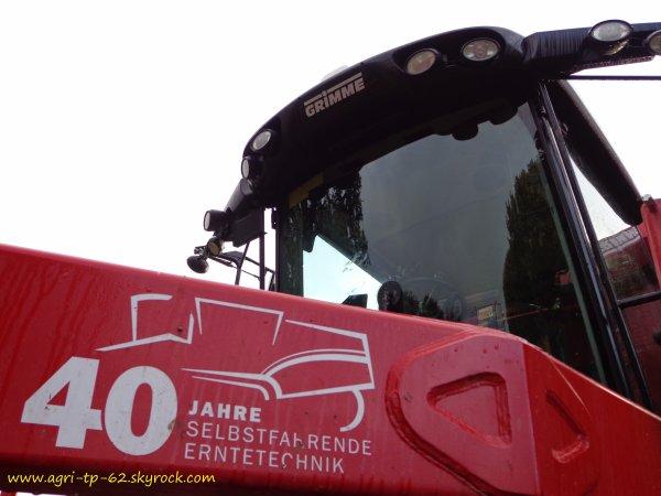 Démonstration Grimme 2012