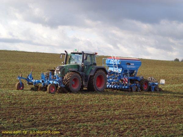 Semis de blé 2012
