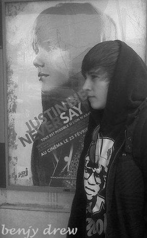 Benjy Drew - Sosie de Justin Bieber