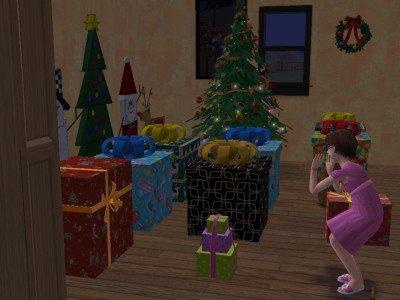 Un Noël en famille chez les Raclaire