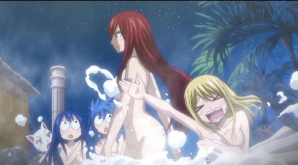 les fille au bain