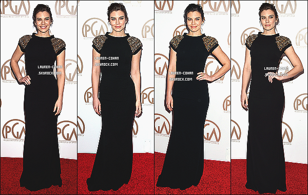 ____• 24/01/15 • PRODUCERS GUILD AWARD - LOS ANGELES.