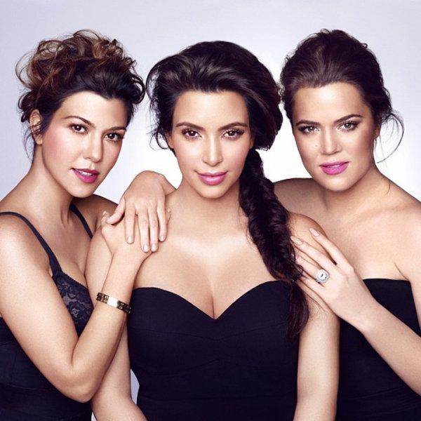 Les trois s½urs Kardashian