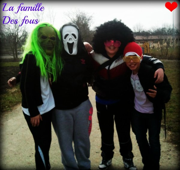 Tessy,Elisa,Hugo,Antoine <3