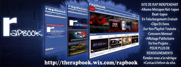 RAPBOOK !!! site de rap francais indépendant