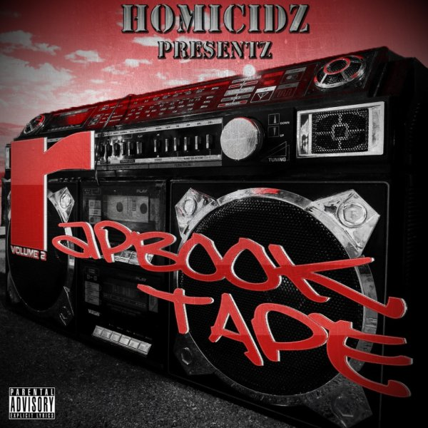Rapbook Tape Volume 2