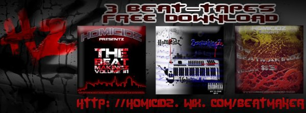 Mon Site - http://homicidz.wix.com/beatmaker