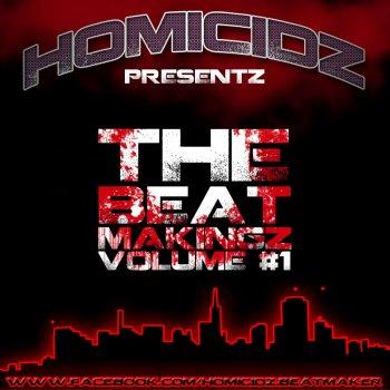 Homicidz-BeatmakingZ #1 / HOMICIDZ-Blackstreetz-instru-BeatmakingZ #1 (2011)