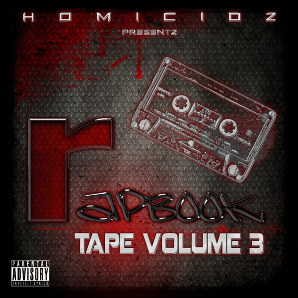 Rapbook Tape Volume 3