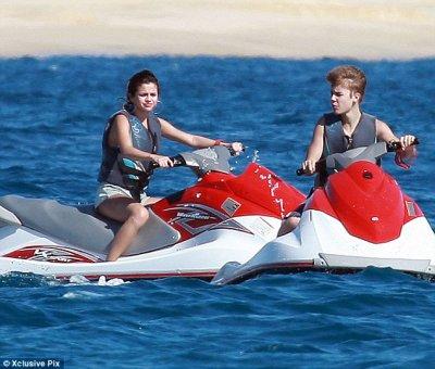 Justin Bieber : Selena Gomez, leurs photos de vacances au Mexique