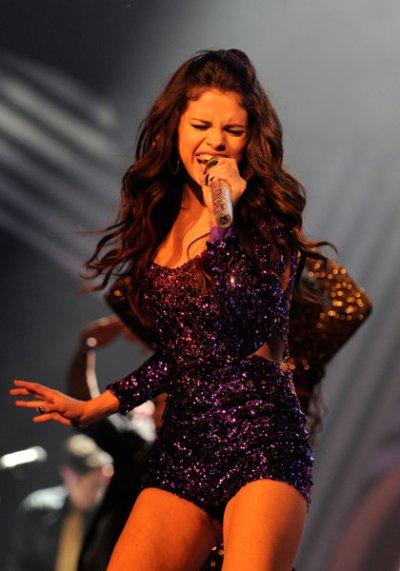 Selena Gomez : Les dates de sa tournée