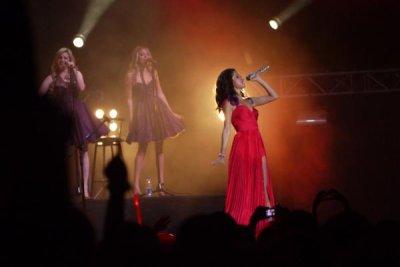 Look de Selena Gomez : Les robes de sa tournée en Amérique du Sud