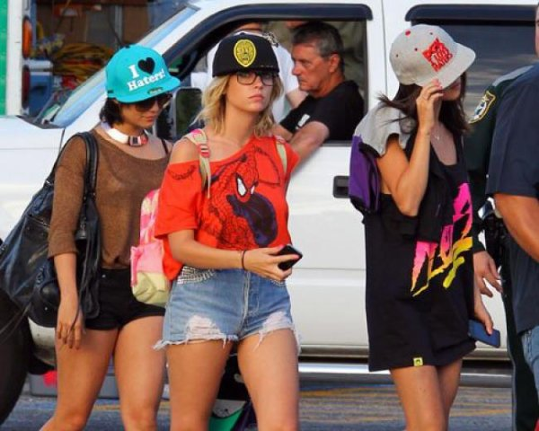 Spring Breakers :Nouvelles photos!