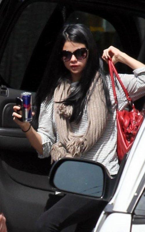 Look de Selena Gomez a L.A!