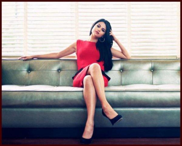 Selena Gomez : Son photoshoot pour Forbes Magazine