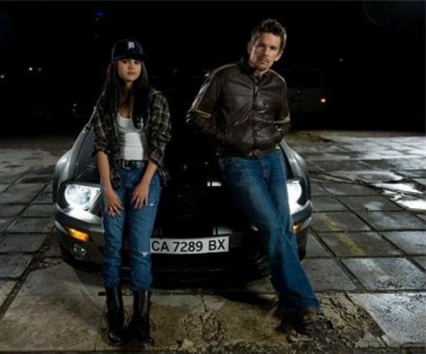 De nouvelles photos de The Getaway!
