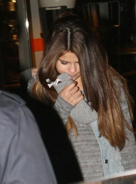 Selena Gomez avec Justin Bieber, En Australie!