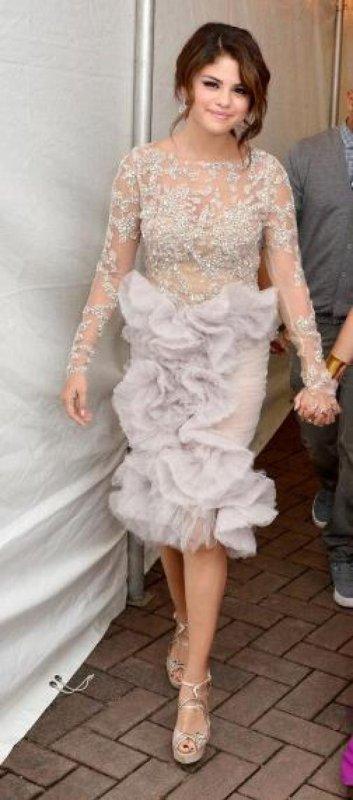 Selena Gomez a l'avant première de Spring Breakers à Toronto! :)