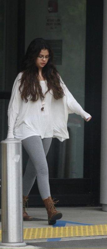 Selena Gomez sans maquillage! ^^