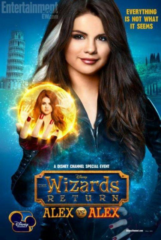 """Decouvrez l'affiche et un still de """"The Wizards Return : Alex vs Alex"""" :D"""