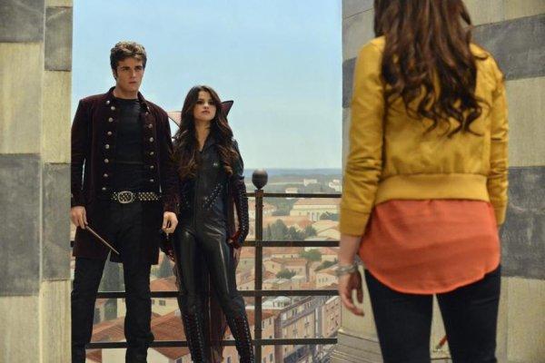 Des nouvelles photos de l'épisode des Sorciers de Waverly Place dévoilées! =D